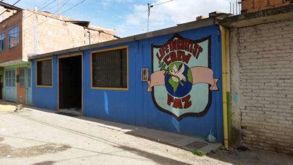 """1.- La comunidad del salón comunal """"El Corso"""",…"""