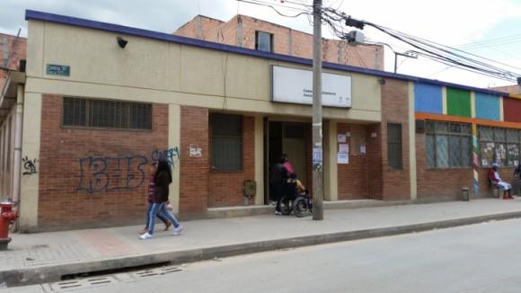 """3.- La comunidad del salón comunal """"Santa Fe"""",…"""